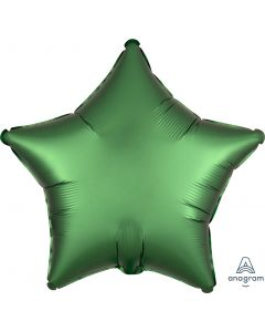 "18"" Star Balloon Green"