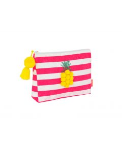 Pink Fruit Punch Pineapple washbag