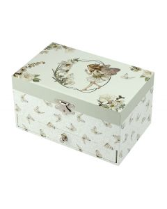 Trousselier Music Box- Flower Fairies